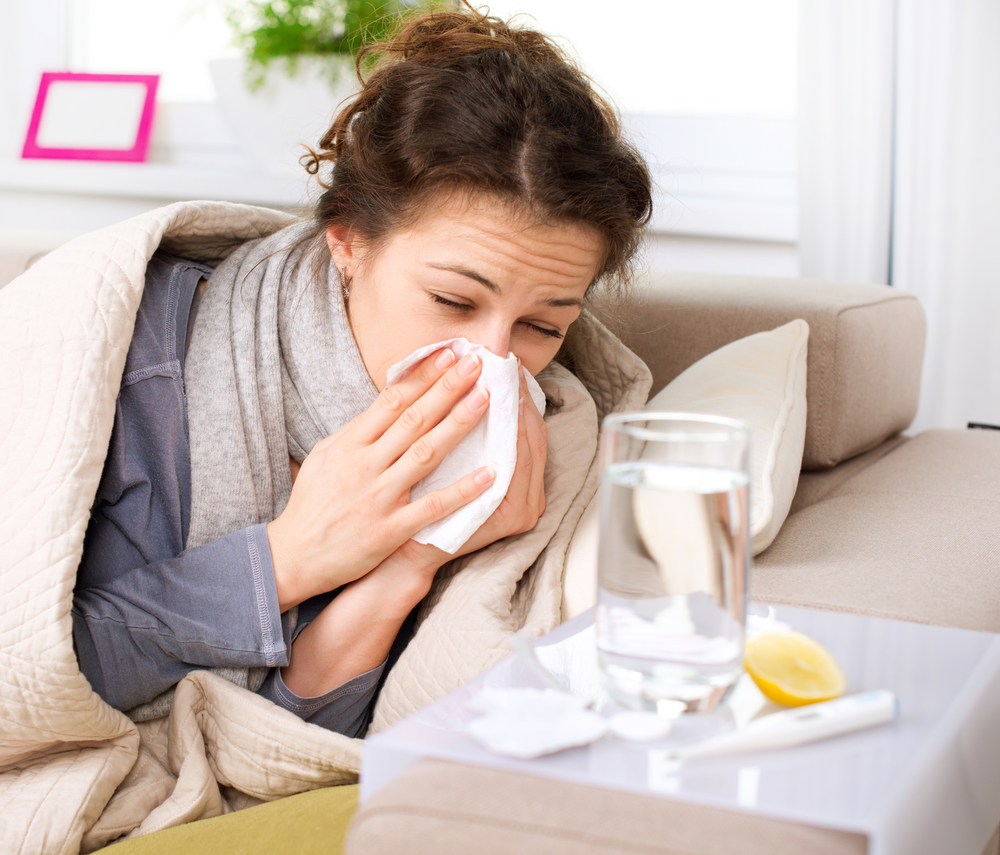 The Differences Between Severe Cold and Flu Symptoms